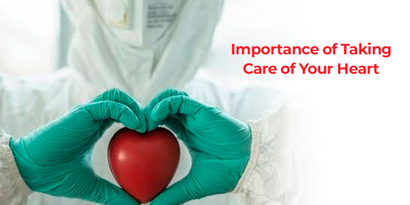 Why Is It Important To Take Care Of Your Heart Nowadays - BM Birla Hospital