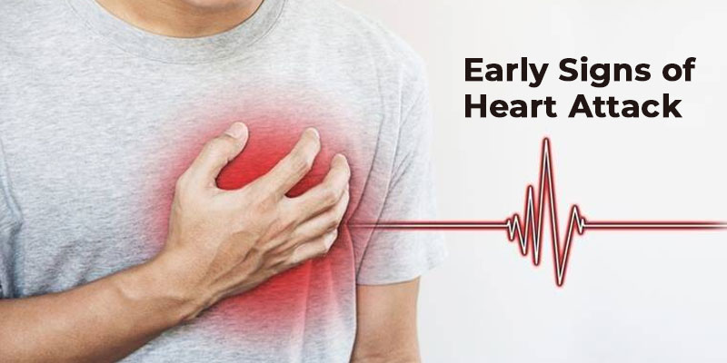 Early Signs of Heart Attack When to See a Doctor - BM Birla Hospital